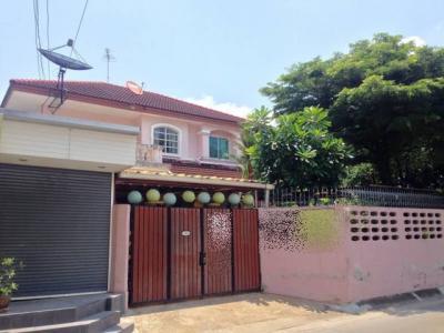 บ้านเดี่ยว 18500 กรุงเทพมหานคร เขตมีนบุรี แสนแสบ
