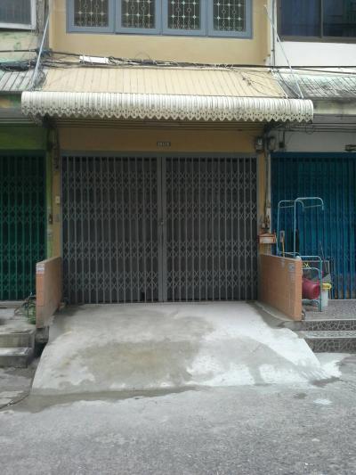 ตึกแถว 10000 กรุงเทพมหานคร เขตภาษีเจริญ บางหว้า