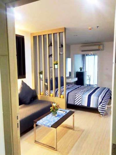 6A101202 ให้เช่าคอนโดมิเนียม 1 ห้องนอน 1 ห้องน้ำ พื้นที่ 30 ตรม. ใกล้โรงเรียน บ้านตลาดเหนือ ราคาเช่าเดือนละ 10,000 บาท