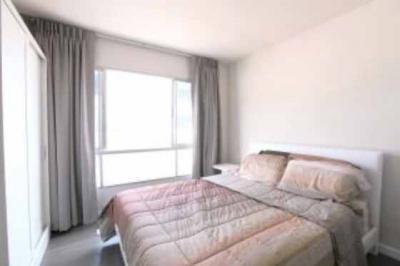 6A111601 ให้เช่าคอนโดมิเนียม 1 ห้องนอน 1 ห้องน้ำ พื้นที่ 29 ตรม. ใกล้โรงเรียนขจรเกียรติศึกษา  ราคาเช่าเดือนละ 9,500 บาท
