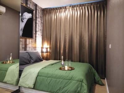 ให้เช่าคอนโดน็อตติ้งฮิลล์ แหลมฉบัง-ศรีราชา ชั้น 30 วิวสวยมาก แต่งครบพร้อมอยู่ 13,000 ต่อเดือน Notting Hill Condo Laem Chabang - Sriracha for Rent 30th floor, fully furnished, ready to move