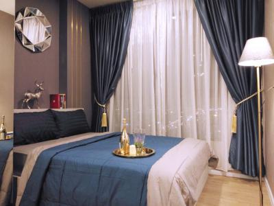 ให้เช่าคอนโดน็อตติ้งฮิลล์ แหลมฉบัง-ศรีราชา ชั้น 30 วิวสวยมาก แต่งครบพร้อมอยู่ 15,000 ต่อเดือน Notting Hill Condo Laem Chabang - Sriracha for Rent 30th floor, fully furnished, ready to move