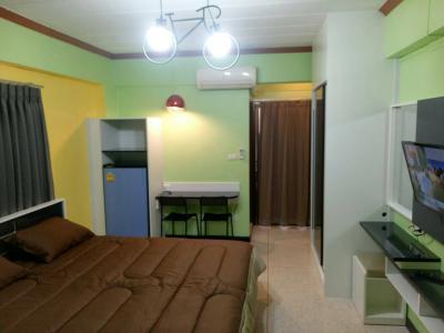 อพาร์ทเม้นท์พร้อมเฟอร์นิเจอร์ 5700 กรุงเทพมหานคร เขตดินแดง ดินแดง