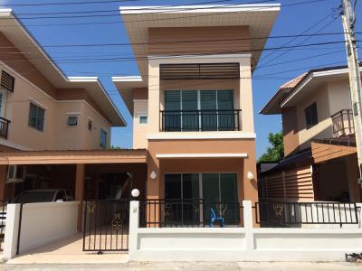 บ้านแฝด 9500 ชลบุรี เมืองชลบุรี บ้านปึก