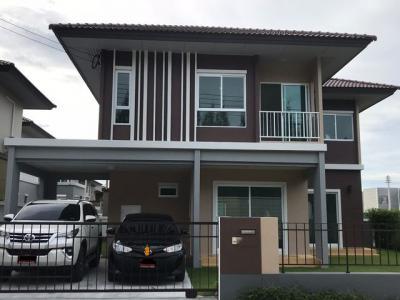 6A111662 ให้เช่าบ้านเดี่ยว 2 ชั้น 4 ห้องนอน 3 ห้องน้ำ พื้นที่ 60 ตรว. ใกล้โรงเรียนนานาชาติบริติชภูเก็ต ราคาเช่าเดือนละ 50,000 บาท