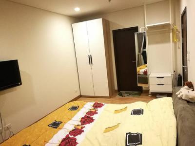 Condo for Rent Le Luk to BTS Phra Khanong price 24000  THB/Month 1 bed 1 bath เลอ ลักซ์ ให้เช่าคอนโด ใกล้บีทีเอส พระโขนง ราคา 24000 บาท/เดือน 1 ห้องนอน ชั้น 7