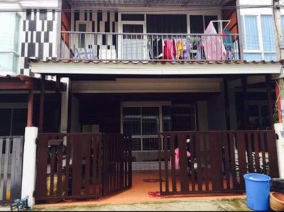 MT-0094 -ทาวน์เฮ้าส์ 2 ชั้น ให้เช่า มี 3 ห้องนอน 3 ห้องน้ำ 1 ห้องครัว 2 ที่จอดรถ ต.เกาะแก้ว อ.เมือง