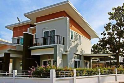 บ้านเดี่ยว 20000 เชียงใหม่ หางดง บ้านแหวน
