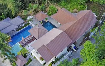 บ้านเดี่ยวสองชั้น 125000 ภูเก็ต กะทู้ กมลา
