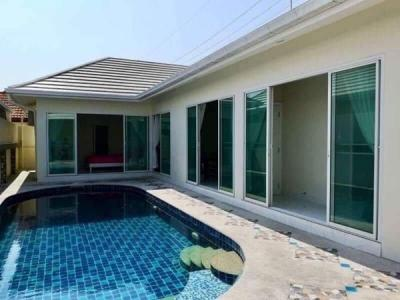บ้านเดี่ยว 4200000 ชลบุรี บางละมุง หนองปรือ
