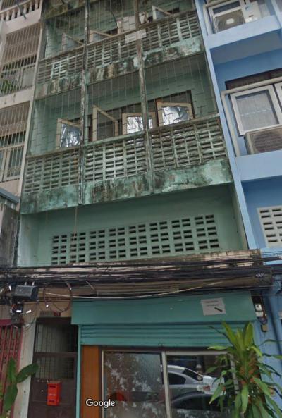 อาคารพาณิชย์ 2900000 กรุงเทพมหานคร เขตธนบุรี ตลาดพลู