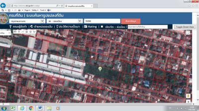 ที่ดิน 45000 กรุงเทพมหานคร เขตดอนเมือง สีกัน