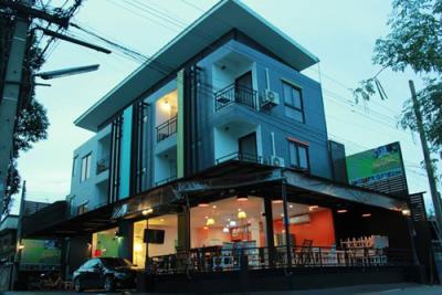 โรงแรม 26000000 กรุงเทพมหานคร เขตดอนเมือง สีกัน