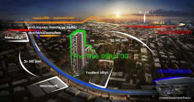 คอนโด 2800000 กรุงเทพมหานคร เขตบางกอกน้อย บ้านช่างหล่อ