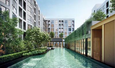 คอนโด 2890000 กรุงเทพมหานคร เขตวัฒนา พระโขนงเหนือ
