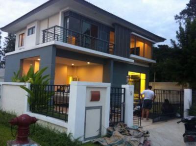 บ้านเดี่ยว 7000000 กรุงเทพมหานคร เขตมีนบุรี มีนบุรี