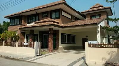บ้านเดี่ยวสองชั้น 45000 เชียงใหม่ เมืองเชียงใหม่ ป่าแดด