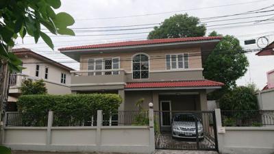 บ้านเดี่ยว 4200000 นนทบุรี บางกรวย บางขุนกอง