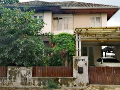 บ้านเดี่ยว 4590000 กรุงเทพมหานคร เขตมีนบุรี มีนบุรี