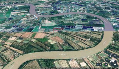 ที่ดิน 3790000 ฉะเชิงเทรา กิ่งอำเภอคลองเขื่อน คลองเขื่อน