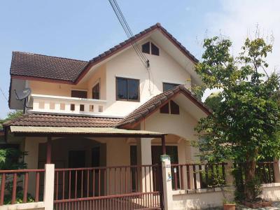 บ้านเดี่ยวสองชั้น 10000 เชียงใหม่ หางดง หางดง
