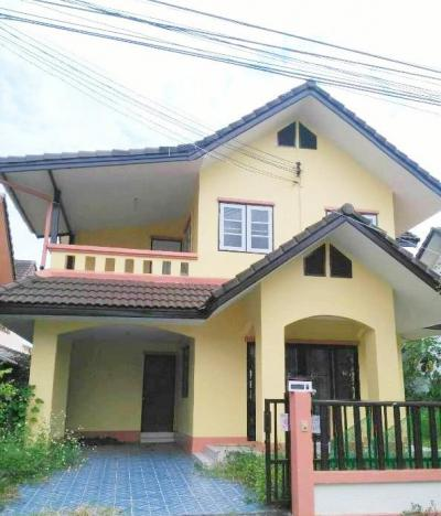 บ้านเดี่ยวสองชั้น 8000 เชียงใหม่ หางดง หางดง