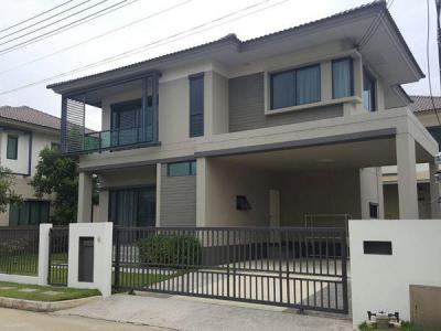 บ้านเดี่ยว 7400000 ปทุมธานี เมืองปทุมธานี บ้านใหม่