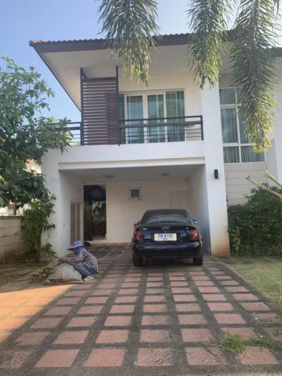 บ้านเดี่ยวสองชั้น 27000 เชียงใหม่ เมืองเชียงใหม่ ท่าศาลา