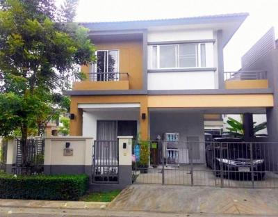 บ้านพร้อมเฟอร์นิเจอร์ 16500 กรุงเทพมหานคร เขตลาดกระบัง ลาดกระบัง