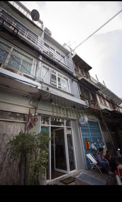 โรงแรม 799999 กรุงเทพมหานคร เขตพระนคร บ้านพานถม