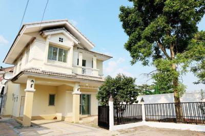 บ้านเดี่ยว 2990000 ปทุมธานี ธัญบุรี บึงสนั่น
