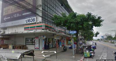 อาคารพาณิชย์ 14500000 กรุงเทพมหานคร เขตประเวศ หนองบอน