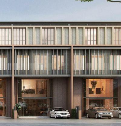 อาคารพาณิชย์ 75000 นนทบุรี ปากเกร็ด บ้านใหม่