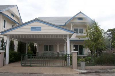 บ้านเดี่ยวสองชั้น 45000 เชียงใหม่ เมืองเชียงใหม่ สันผีเสื้อ
