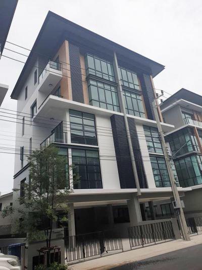 อาคารพาณิชย์ 120000 กรุงเทพมหานคร เขตลาดพร้าว ลาดพร้าว