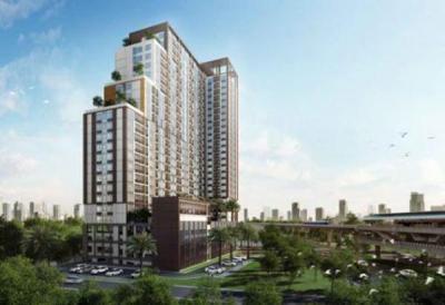 คอนโด 2650000 กรุงเทพมหานคร เขตธนบุรี ตลาดพลู