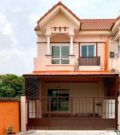 ทาวน์เฮาส์ 1550000 ปทุมธานี เมืองปทุมธานี บ้านฉาง