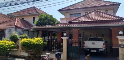 บ้านเดี่ยวสองชั้น 15000 เชียงใหม่ หางดง หางดง