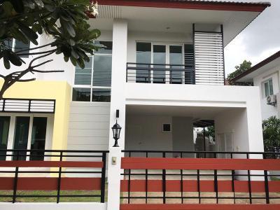 บ้านเดี่ยวสองชั้น 24000 เชียงใหม่ เมืองเชียงใหม่ ท่าศาลา