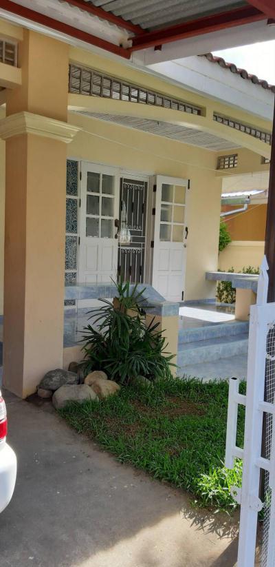 บ้านเดี่ยว 14000 เชียงใหม่ หางดง บ้านแหวน