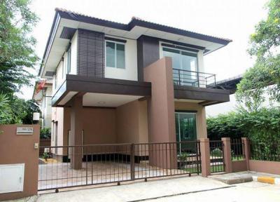 บ้านเดี่ยว 3690000 ปทุมธานี เมืองปทุมธานี บางคูวัด