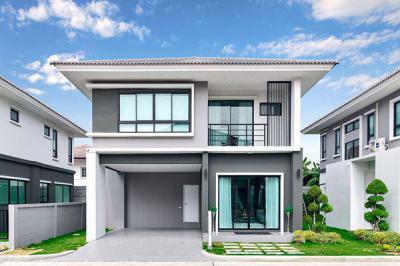 บ้านเดี่ยว 3990000 นนทบุรี บางบัวทอง บางบัวทอง