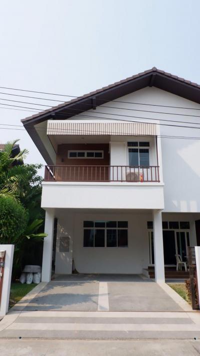บ้านเดี่ยวสองชั้น 37000 เชียงใหม่ เมืองเชียงใหม่ ป่าตัน