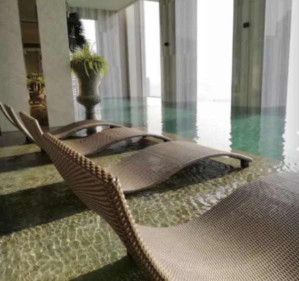 คอนโด 3390000 ชลบุรี บางละมุง นาเกลือ