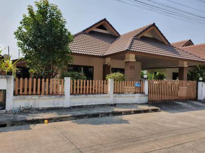 บ้านเดี่ยว 12000 เชียงใหม่ เมืองเชียงใหม่ ป่าแดด