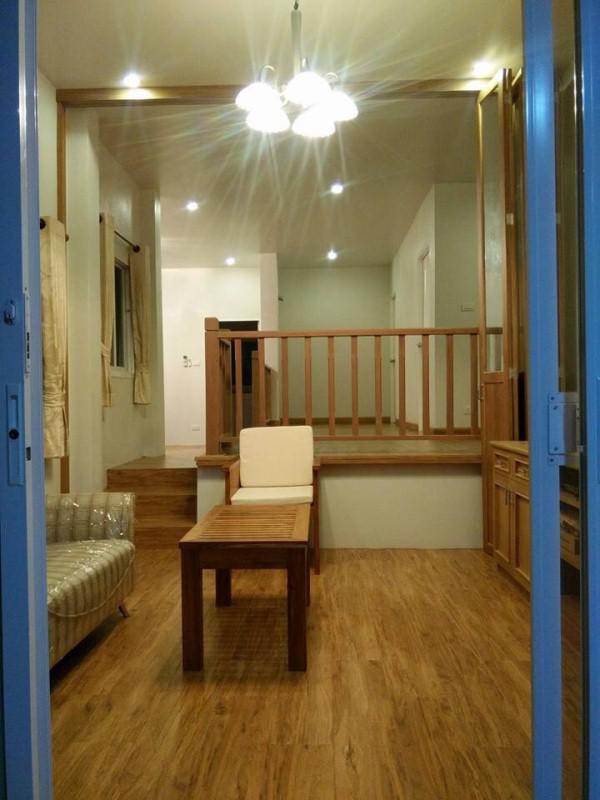 บ้านเดี่ยว 17000 เชียงใหม่ หางดง บ้านแหวน