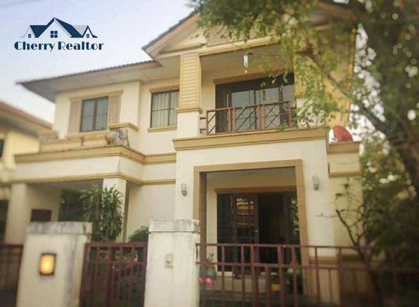 บ้านเดี่ยว 16000 กรุงเทพมหานคร เขตคลองสามวา บางชัน