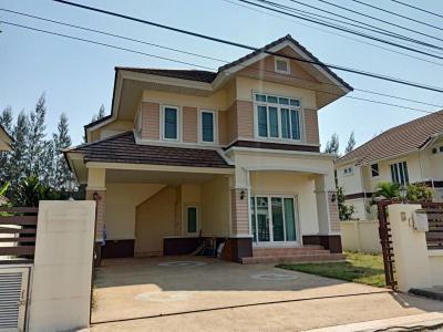 บ้านเดี่ยวสองชั้น 17000 เชียงใหม่ สันทราย หนองจ๊อม