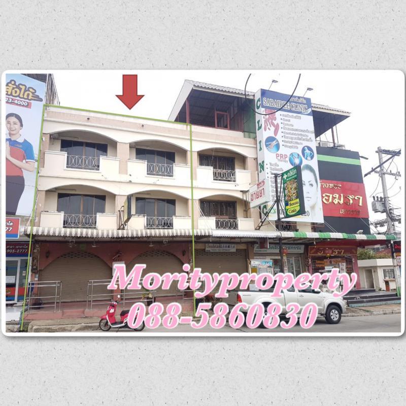 อาคารพาณิชย์ 10500000 ชลบุรี บางละมุง หนองปรือ