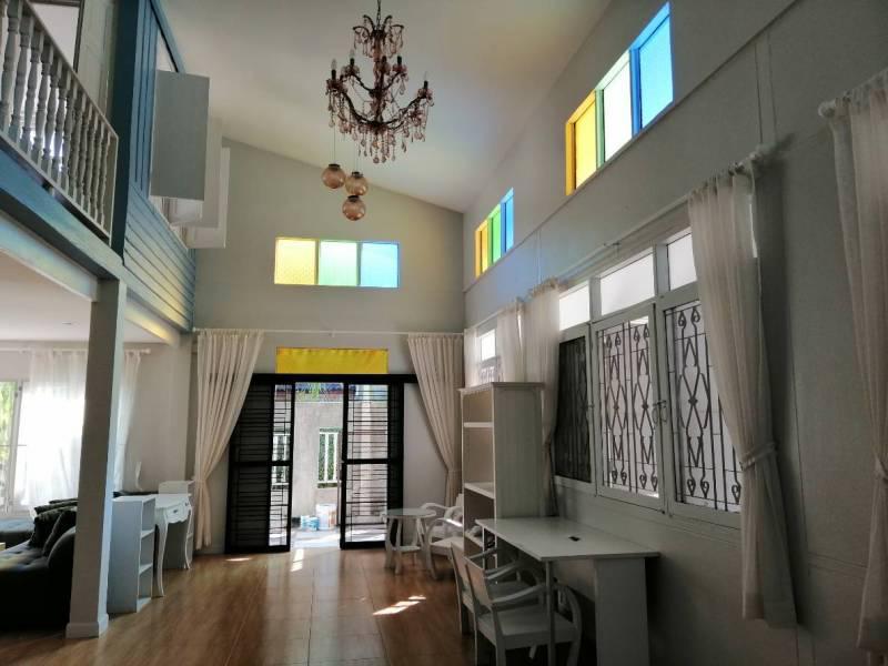 บ้านเดี่ยวสองชั้น 19000 เชียงใหม่ เมืองเชียงใหม่ ฟ้าฮ่าม